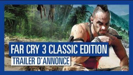 vidéo : Far Cry 3 Classic Edition Season Pass : Trailer d'Annonce VOSTFR