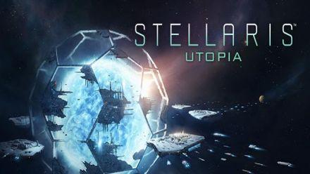 Vid�o : Stellaris - Utopia, Reveal Teaser