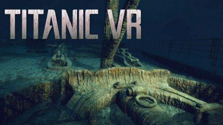 Vid�o : Titanic VR : Trailer de la campagne Kickstarter