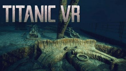 Vidéo : Titanic VR : Trailer de la campagne Kickstarter