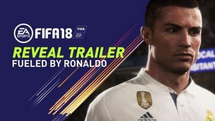 vidéo : FIFA 18 : Reveal trailer