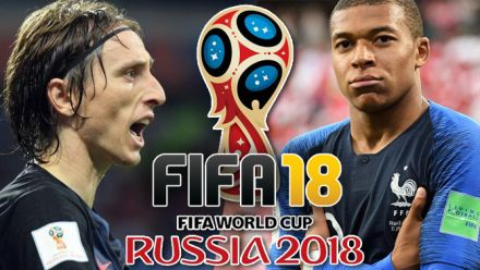 Vidéo : Coupe du monde 2018 : Notre simulation de la finale France-Croatie !!!