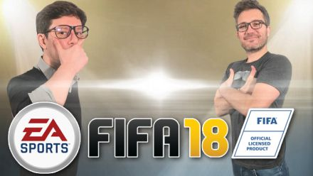 REPLAY. Julo et Plume testent la démo de FIFA 18