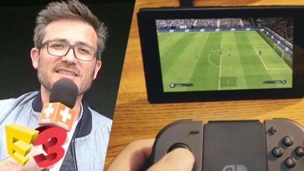E3 2017 : Nos impressions sur FIFA 18 Switch