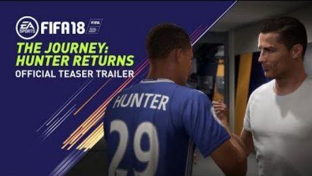 vidéo : FIFA 18 : L'Aventure : le retour d'Alex Hunter