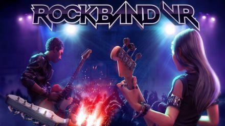 Vid�o : Rock Band VR date sa sortie sur Oculus Rift en vidéo