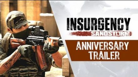 Insurgency: Sandstorm - Anniversary Trailer