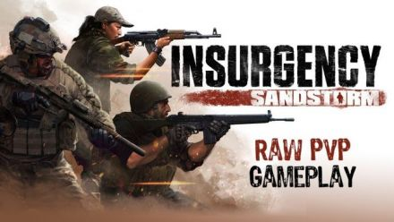 Vidéo : Insurgency: Sandstorm | Gameplay