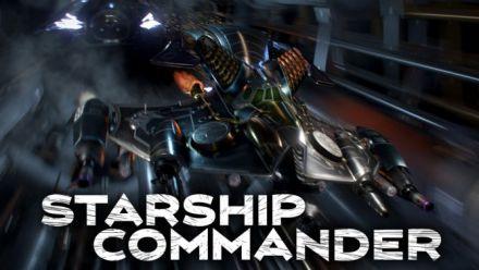 Vid�o : Starship Commander - Bande Annonce