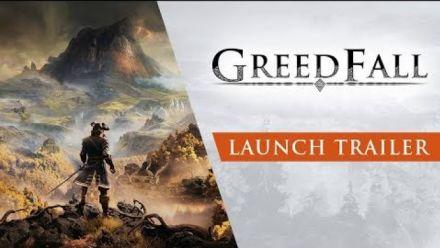 Vidéo : Greedfall Trailer de lancement