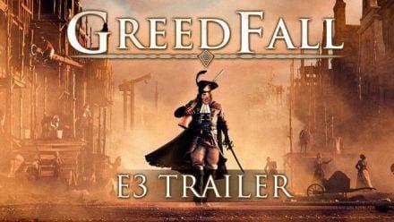 Vidéo : E3 2018 : Greedfall