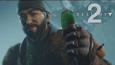 Vidéo : Destiny 2 : Renégats - Bande-annonce de Gambit [FR]