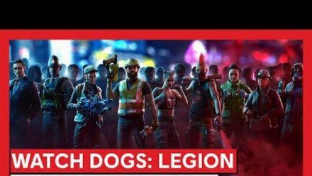 Vid�o : Watch Dogs : Legion - Le recrutement expliqué [OFFICIEL] VOSTFR