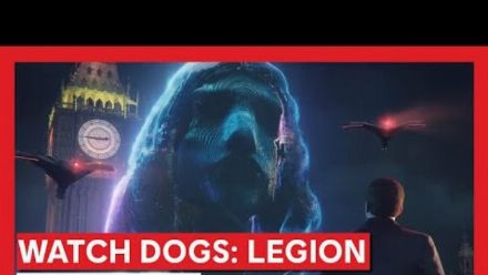 vid�o : Watch Dogs : Legion - Trailer d'histoire [OFFICIEL] VF