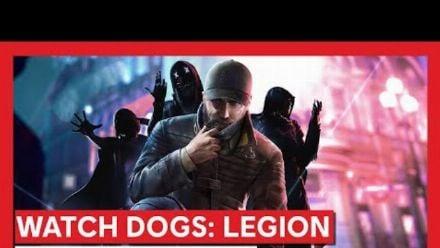 Vid�o : Watch Dogs Legion : Trailer du contenu post-lancement