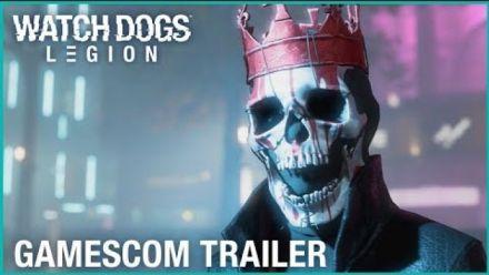 Gamescom 2019 : Watch Dogs Legion précise son concept