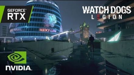 Vidéo : Watch Dogs: Legion | Official RTX Ray Tracing Trailer