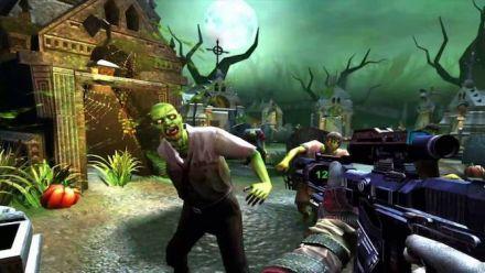 Vidéo : Drop Dead : Trailer Oculus Rift