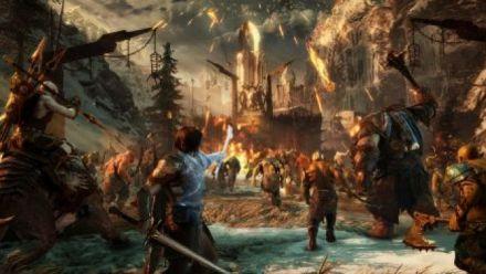 L'Ombre de la Guerre - Gameplay E3 2017