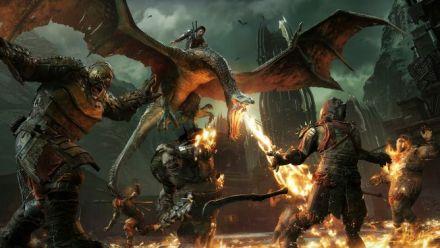 Gameplay 4K de l'Ombre de la Guerre