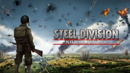 Steel Division- Normandy 44 - Announcement Trailer