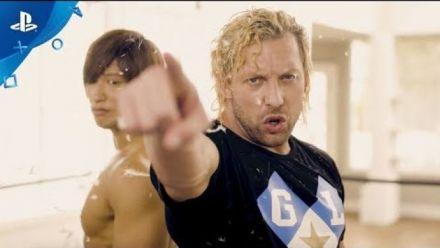 Vid�o : Fire Pro Wrestling World : Overview Trailer