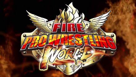 Vid�o : Fire Pro Wrestling World : Trailer d'annonce