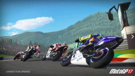 Vid�o : MotoGP 17 - Trailer d'annonce