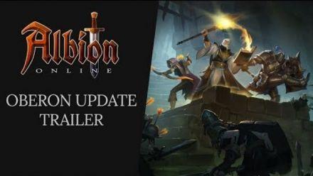 Vid�o : Albion Online | Oberon Update Trailer