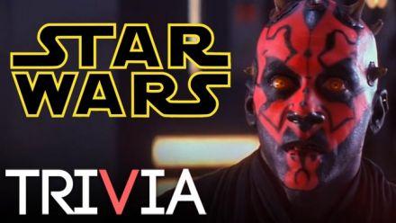 Vid�o : TRIVIA : Le jeu Star Wars basé sur Dark Maul qui aurait pu voir le jour