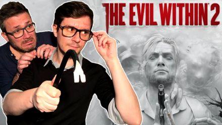 Vid�o : Découvrez The Evil Within 2 avec Plume et Julo (Replay)