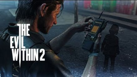 Vid�o : The Evil Within 2 : Trailer des nouveaux gameplay VO STFR