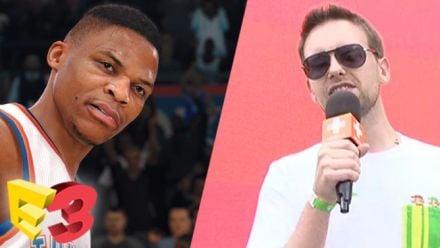 Vid�o : E3 2017 : Nos impressions sur NBA LIVE 18