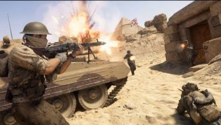 Call of Duty WWII : Bande-annonce DLC The War Machine