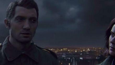vidéo : Call of Duty WWII - Rencontrez vos Alliés : Crowley