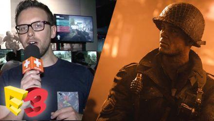 E3 2017 : Nos impressions de Call of Duty WWI