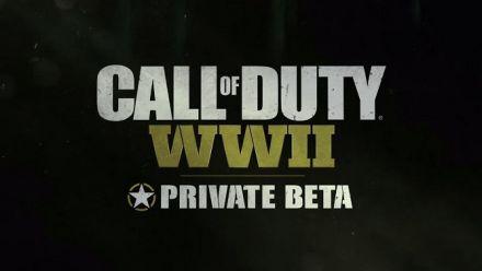 Vid�o : La bêta fermée multijoueurs de Call of Duty WWII se lance avec cette vidéo
