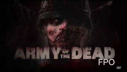Vid�o : Call of Duty WWII : Trailer Army of the Dead fuité