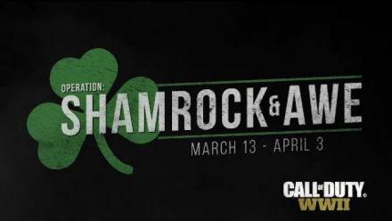 Bande-annonce officielle de Call of Duty : WWII - Opération Trèfle à Quatre Feuilles