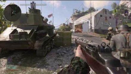 vidéo : Call of Duty WWII : Vidéo maison 4K Ultra de la Beta PC (Domination)