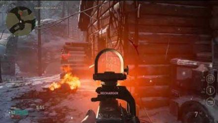 vidéo : Call of Duty WWII : Vidéo maison 4K Ultra de la Beta PC (Deathmatch)