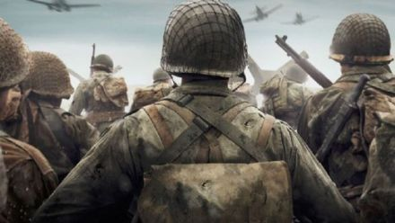 Call Of Duty WWII Trailer du mode guerre