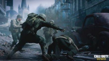 Livestream Call of Duty WW II Gamescom