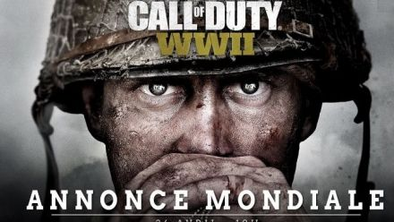 CoD WW II : Live Stream 26 avril 19h00 French