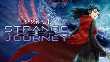 Vidéo : Shin Megami Tensei Deep Strange Journey annoncé sur 3DS