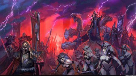 Vid�o : Total War Warhammer II : Elfes Noirs