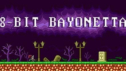 Vid�o : 8-Bit Bayonetta : Bande-annonce sur Steam
