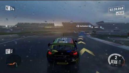 vidéo : Forza 7 - 4K / Ultra / PC - Pluie sur Silverstone