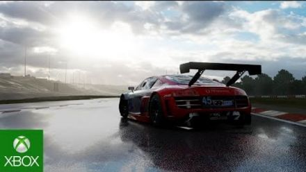 Vid�o : Xbox One X : Forza Motorsport 7, trailer des améliorations