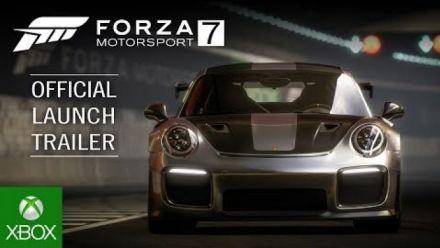 Vid�o : Forza 7 -Trailer de lancement
